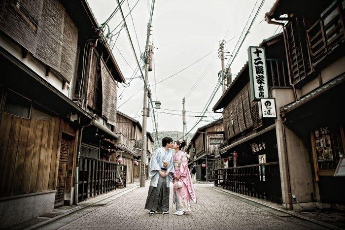 일본인들의연예기간?